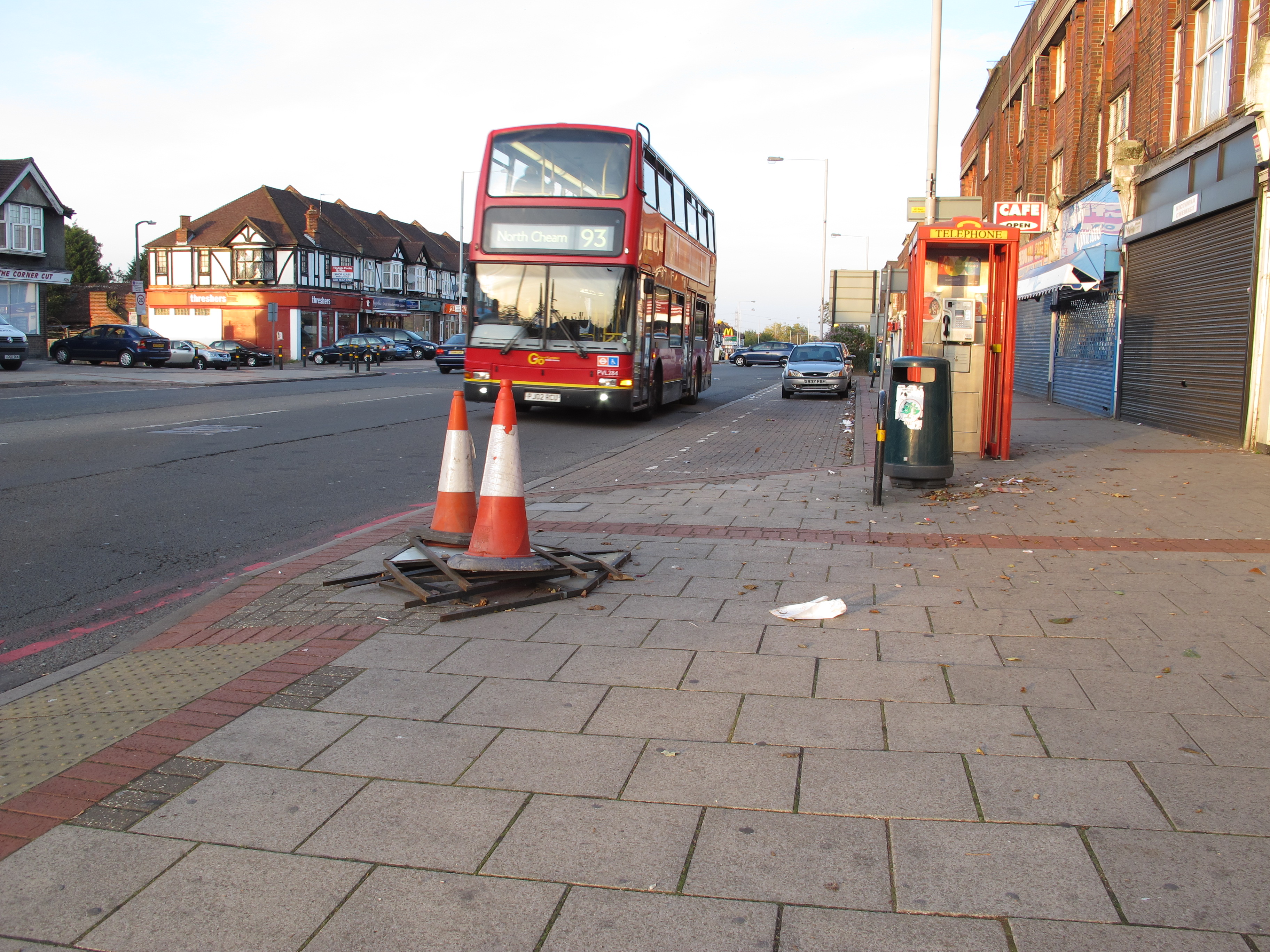 Enhancing Worcester Park And North Cheam Sutton Living Streets
